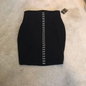 NET Forever 21 bodycon pencil skirt 2X! Sexy!